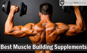 Best Muscle Building Supplements Review October 2018
