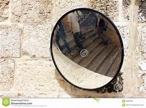 Miroir De Rue : miroir de s curit de s curit routi re de rue image stock ~ Melissatoandfro.com Idées de Décoration