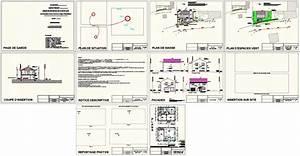 demandes de permis de construire jm plansbtpfr With exemple plan de maison 0 plans et permis de construire un exemple de permis de