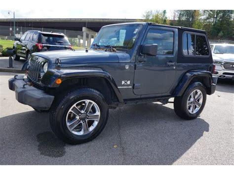 jeep wrangler  sale  baldwyn ms cargurus