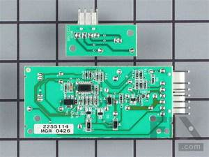 Oem Kenmore Refrigerator Emitter And Receiver Boards