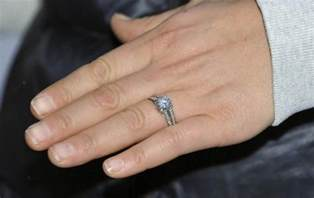 royal engagement rings royal engagement and wedding rings photos international business times