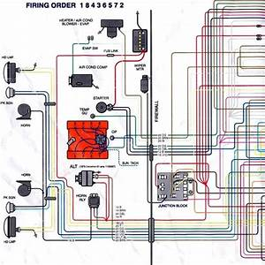 Wiring Diagram For 1957 Chevrolet Bel Air