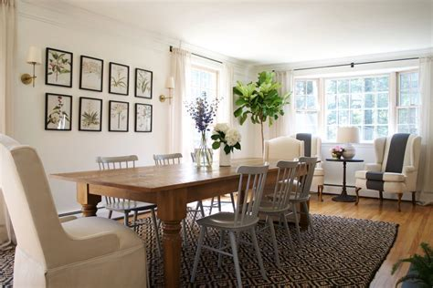 before   after: a farmhouse dining room ? rehabitat