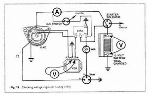 Lucas Voltage Regulator Wiring Diagram   Apktodownload Com
