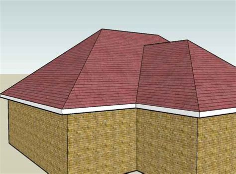 Hipped Roof : Hip Roof Vs. Gable Roof