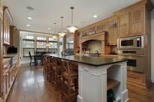 luxury kitchen floor plans 22 luxury galley kitchen design ideas pictures