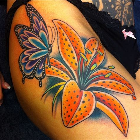 beautiful butterfly tattoos collection