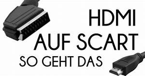 Fernseher Mit Scart Anschluss : hdmi auf scart so verbindet ihr die beiden schnittstellen giga ~ Eleganceandgraceweddings.com Haus und Dekorationen