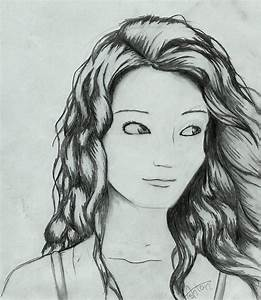 Curly Hair - | Graphic. | Pinterest | How Draw, Cartoon ...