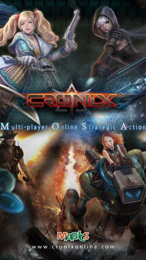 Wallpaper Cronix Best Games 2015 Game Arcade Indie Pc