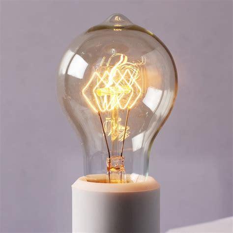 vintage tungsten filament edison light bulbs 40 watts