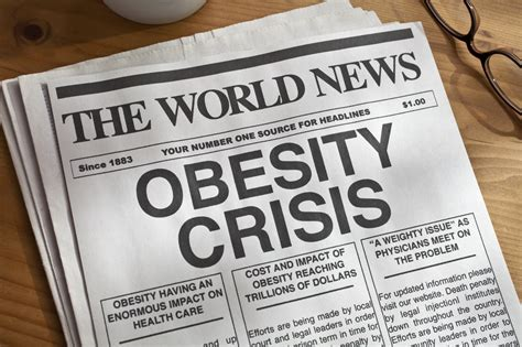 obesity  america  public health epidemic allegra