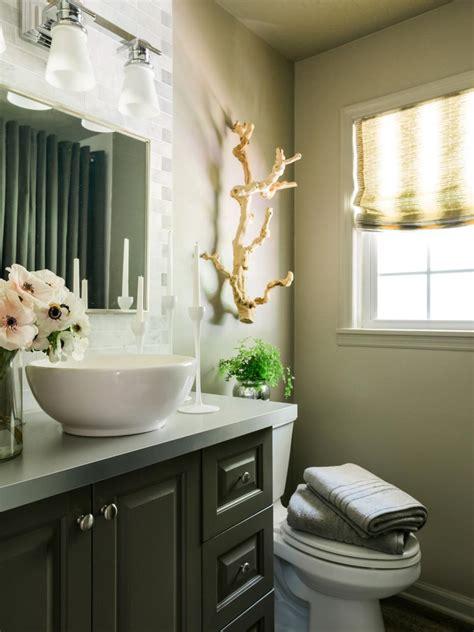 bathroom powder room ideas freshen up your powder room for guests hgtv