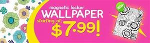 School Locker Magnetic Wallpaper - WallpaperSafari