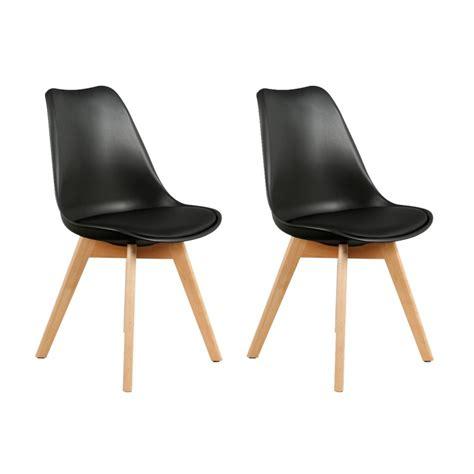 lot 4 chaises pas cher charmant chaise scandinave pas cher 2 lot de 4 chaises