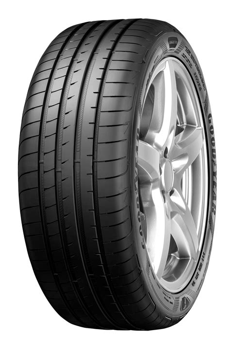 goodyear eagle  asymmetric  tyre stops  car quicker