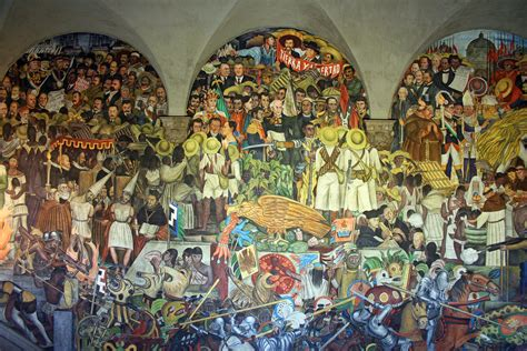 diego rivera s vision realized and unrealized human in progress