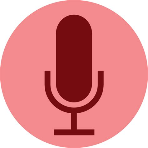 Record Clipart Record Button Microphone Clip At Clker Vector