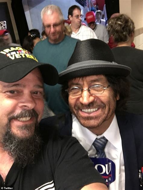 jfk jr trump alive vincent fusca conspiracy qanon rallies theorists claiming peddling bizarre under president well scroll down going