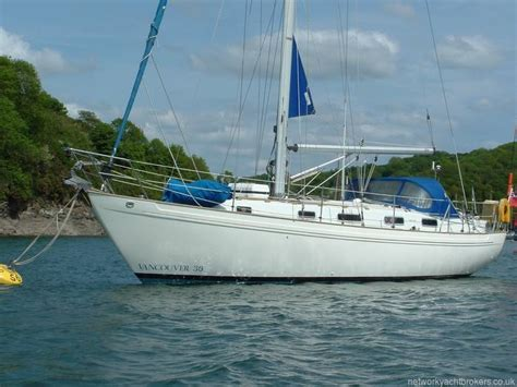 Boat Fuel Prices Vancouver by Vancouver 36 1990 Cruising Yacht For Sale In Plymouth 163