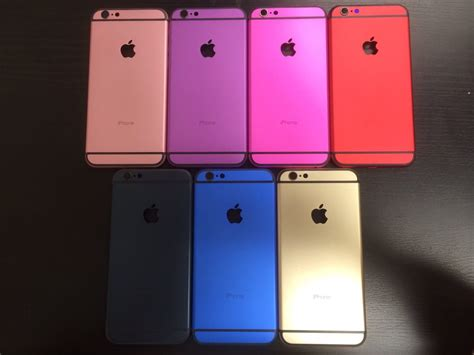 custom iphone 6 iphone 6 custom color back housings yelp