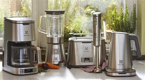New Collection Of Small Kitchen Appliances  Electrolux Group