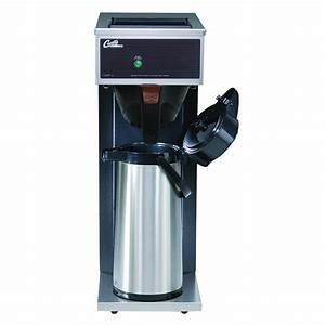 Curtis Cafe0ap10a000 Airpot Pourover Coffee Brewer W    1