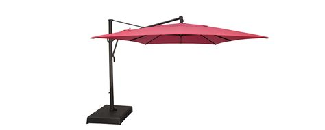 treasure garden 10 x13 rectangle cantilever umbrella