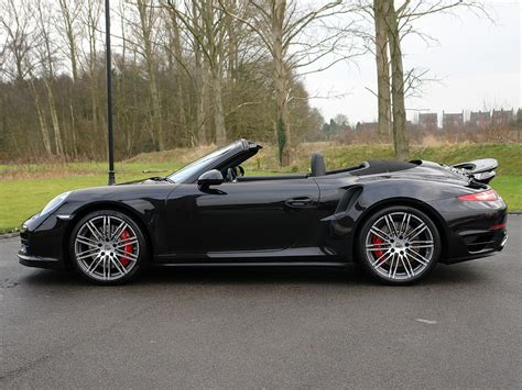 porsche 911 convertible black current inventory tom hartley