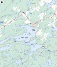 Port Loring Ontario Map