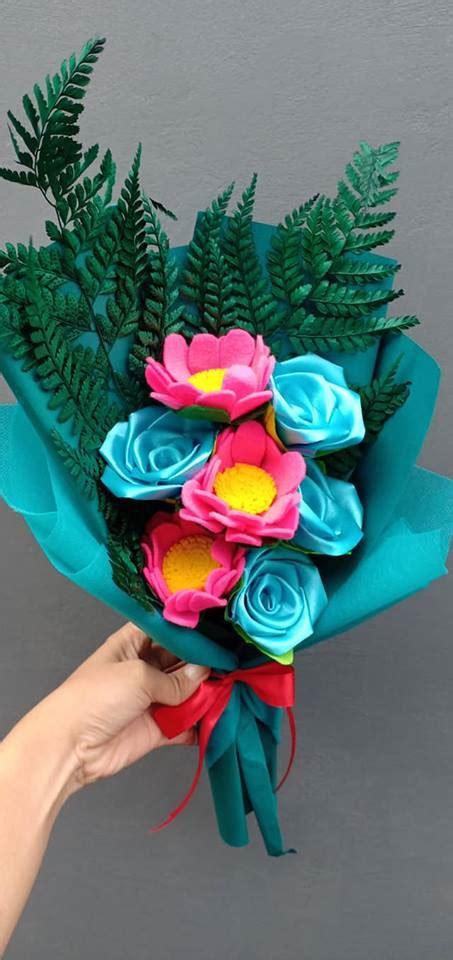 buket bunga handmade productservice facebook