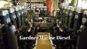 Gardner Marine Diesel