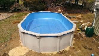 Sharkline Morada Pool Installation In Middleton, Ma. May
