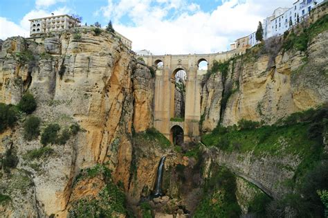Postcards From Spain Malaga Ronda And The Alhambra