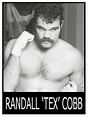 PHILLY BOXING HISTORY - Randall Tex Cobb Main Page