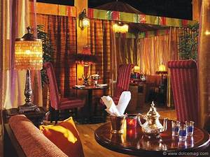 The Sultan's Tent: The Royal Treatment Dolce Luxury Magazine