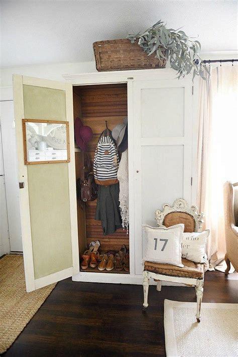 Bedroom Ideas No Closet