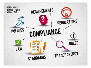Regulatory Compliance Concept With Animation