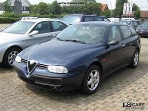 2001 Alfa Romeo 156 Sportwagon 1 8 Twin Spark