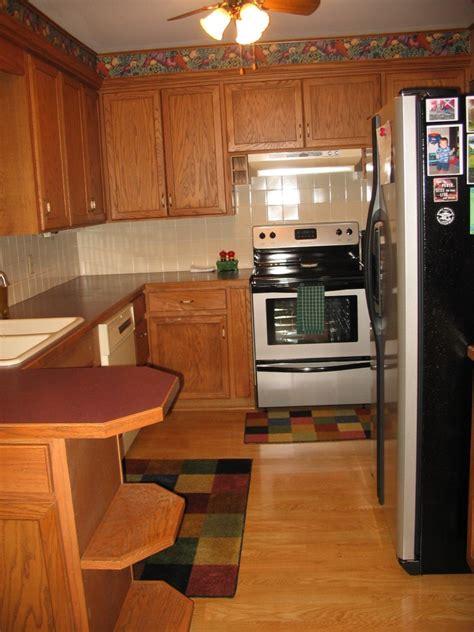 janices retro renovation inspired kitchen