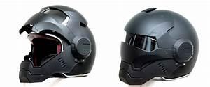 Casque De Moto : top 25 des casques les plus originaux solly azar moto ~ Medecine-chirurgie-esthetiques.com Avis de Voitures