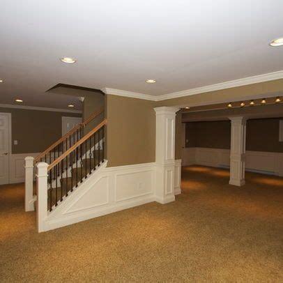basement layouts basement photos open staircase design ideas pictures