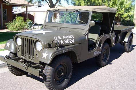 military jeep front 1954 willys military jeep m38 a1 200768