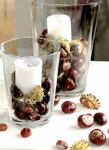 Kerzen Im Weckglas : puristische tischdeko im winter 70 stilvolle dekoideen die jedem gelingen deko herbst ~ Frokenaadalensverden.com Haus und Dekorationen