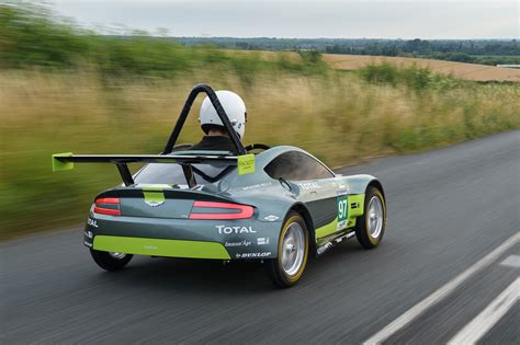 King The Hill Aston Vantage Gte Soapbox Car Took