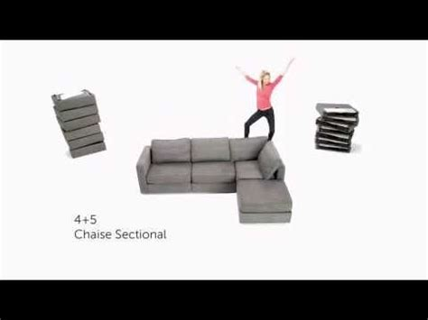 Lovesac Configurations by Lovesac Sactional In Furniture Form