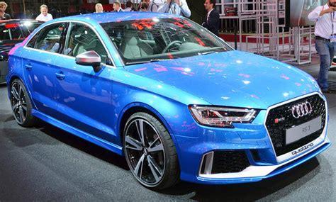Audi Rs 3 Limousine 2017 by Audi Rs 3 Limousine 2017 Preis Update Autozeitung De