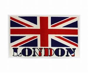 tapis entree cuisine design londres london drapeau 50x80cm With salle de bain design avec tapis d entrée décoratif