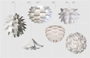 Origami Lampe Kaufen : lichtbausatz dekorative h ngeleuchten zum stecken und falten unhyped ~ Markanthonyermac.com Haus und Dekorationen